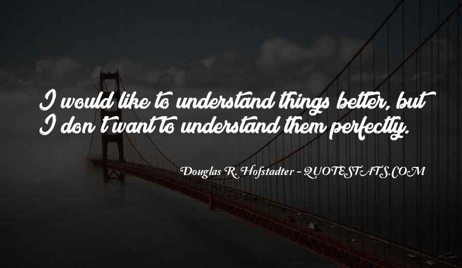 Douglas R. Hofstadter Quotes #1351121