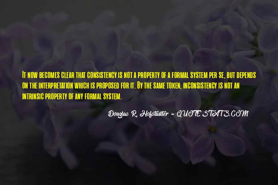 Douglas R. Hofstadter Quotes #1480952