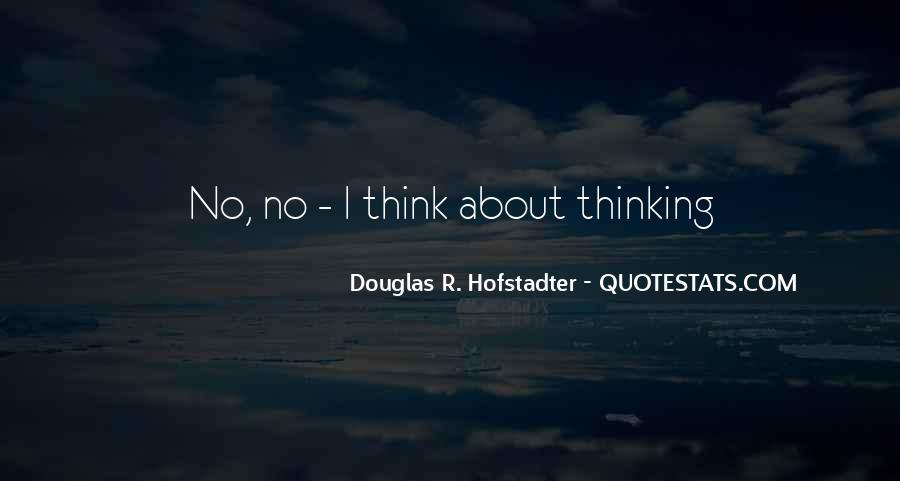 Douglas R. Hofstadter Quotes #1627679