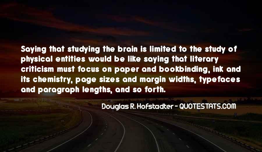 Douglas R. Hofstadter Quotes #1868891