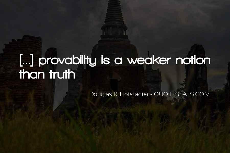 Douglas R. Hofstadter Quotes #429771