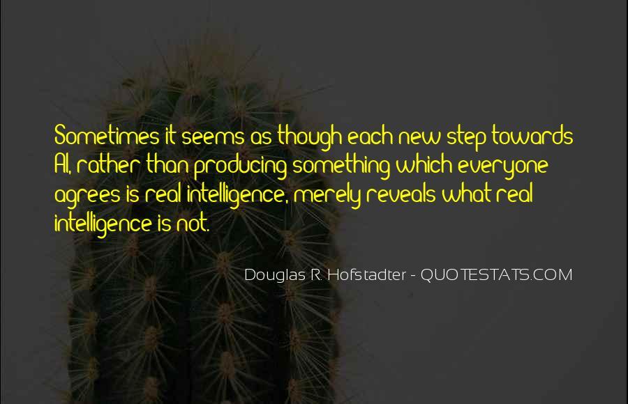 Douglas R. Hofstadter Quotes #672246
