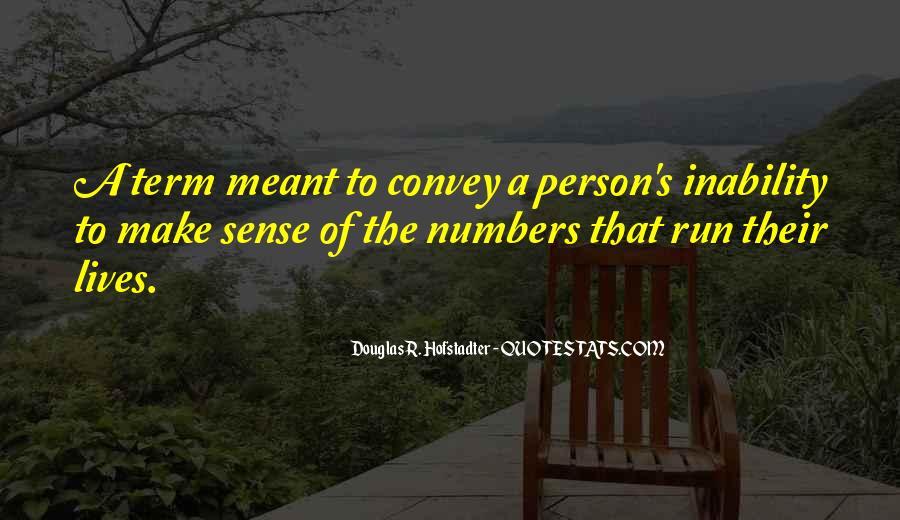 Douglas R. Hofstadter Quotes #887204
