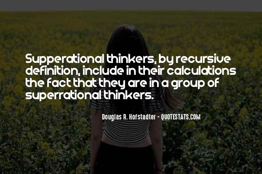 Douglas R. Hofstadter Quotes #976967