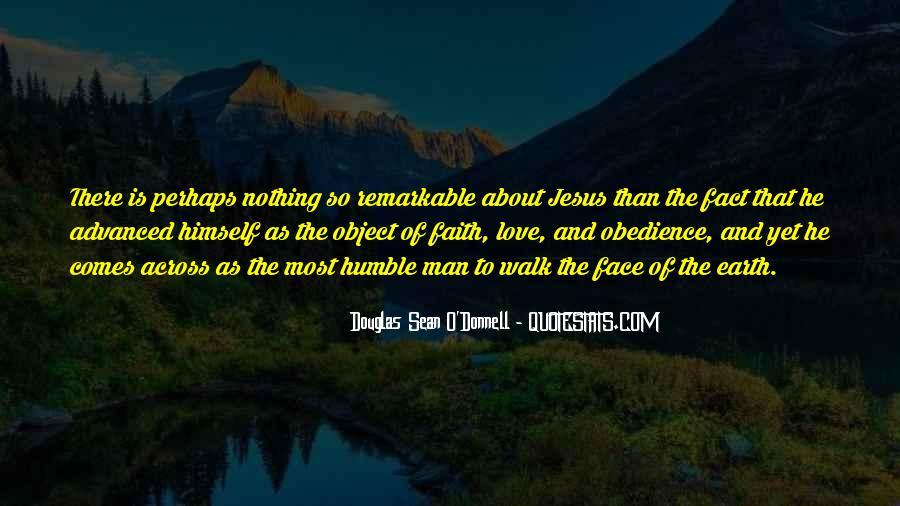 Douglas Sean O'Donnell Quotes #81909