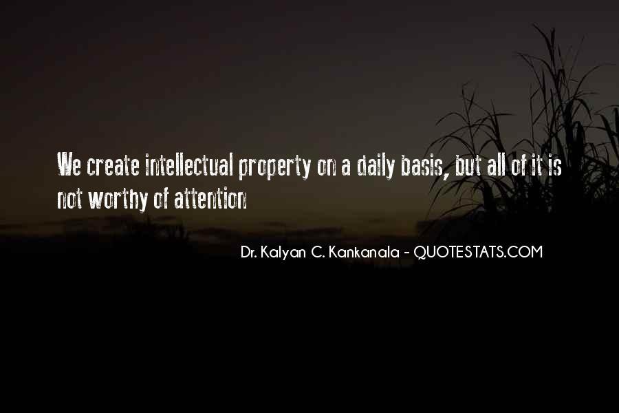 Dr. Kalyan C. Kankanala Quotes #1652240