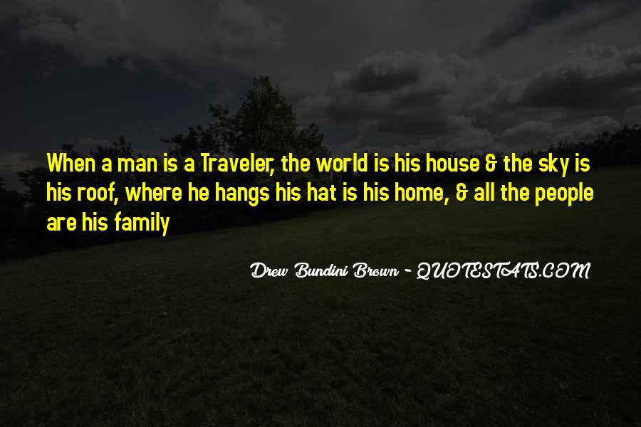 Drew Bundini Brown Quotes #1067137
