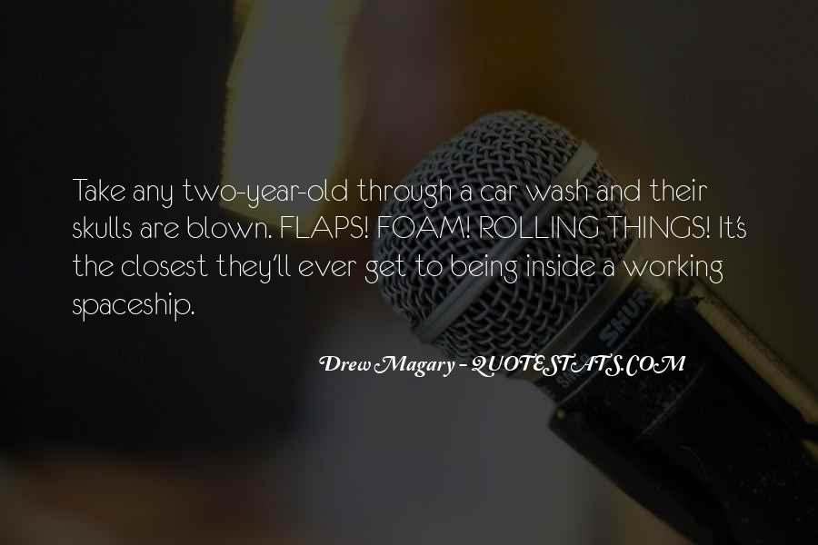 Drew Magary Quotes #156650