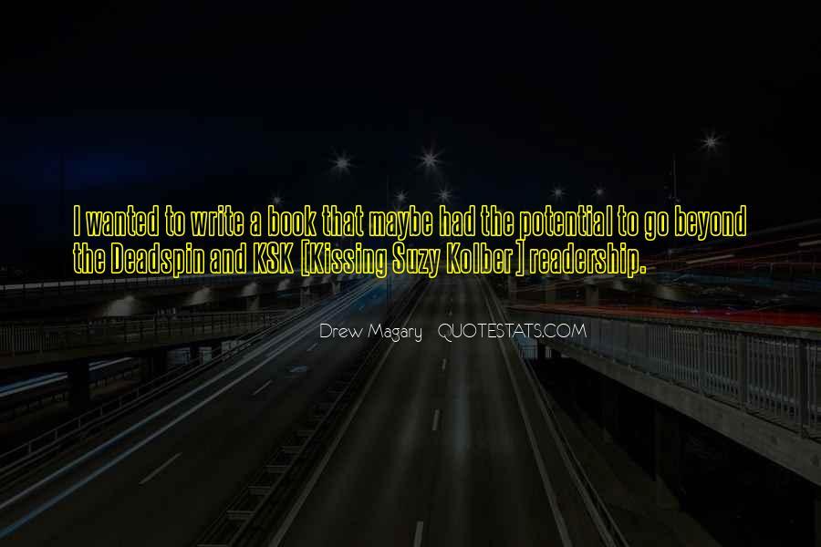 Drew Magary Quotes #1765181