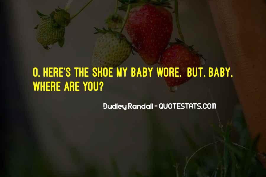 Dudley Randall Quotes #204374