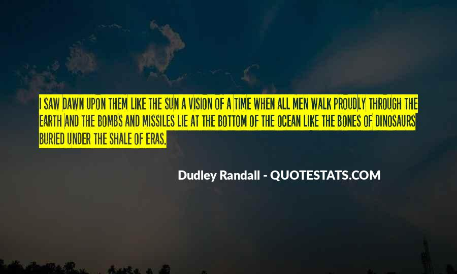 Dudley Randall Quotes #495488