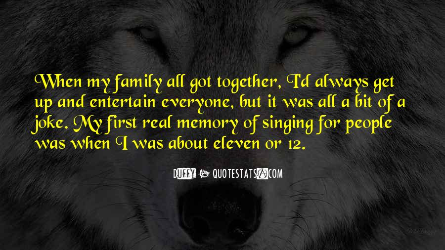 Duffy Quotes #1733991