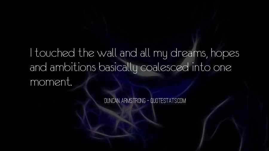 Duncan Armstrong Quotes #998533