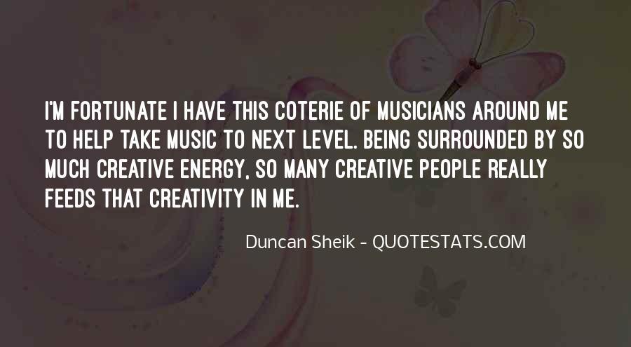 Duncan Sheik Quotes #1410297