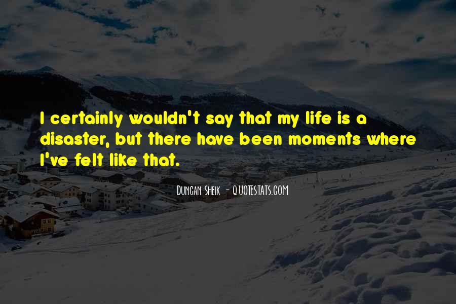 Duncan Sheik Quotes #1496362