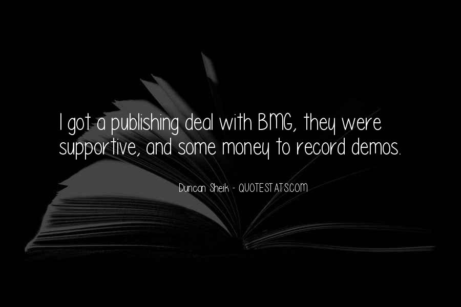 Duncan Sheik Quotes #167823