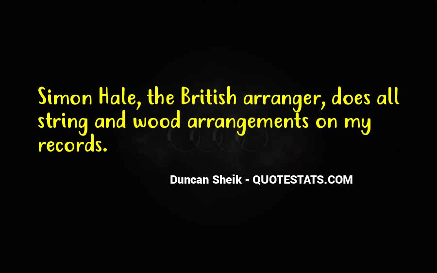 Duncan Sheik Quotes #1692118