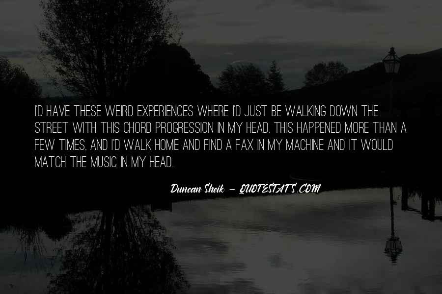 Duncan Sheik Quotes #1830187