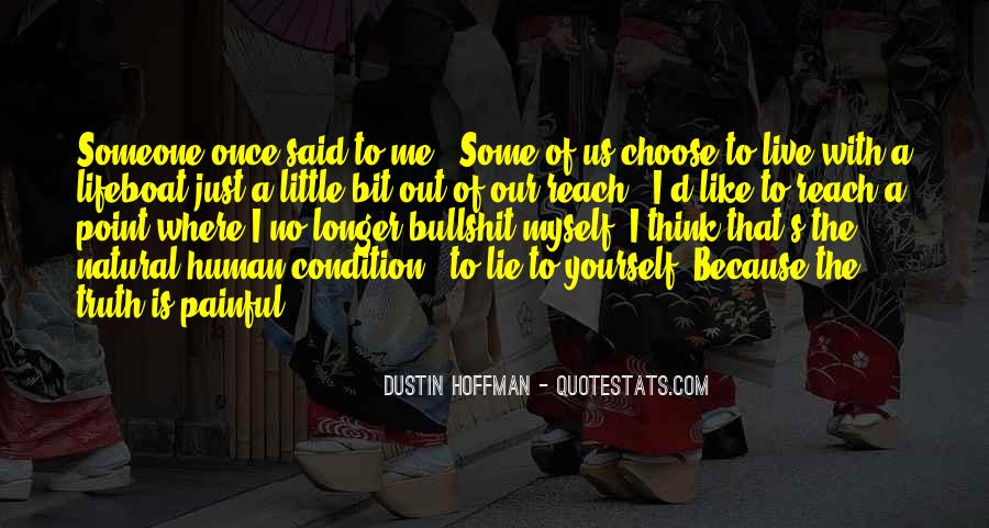 Dustin Hoffman Quotes #1252418