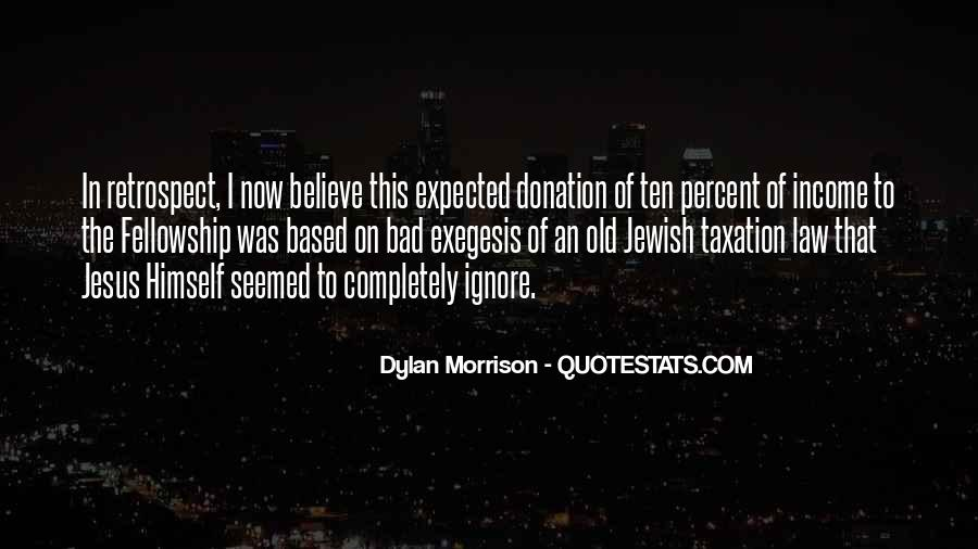Dylan Morrison Quotes #425899