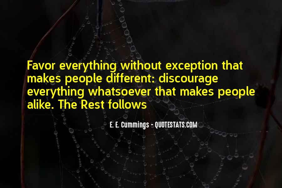 E. E. Cummings Quotes #1067856