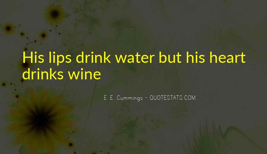E. E. Cummings Quotes #1077052