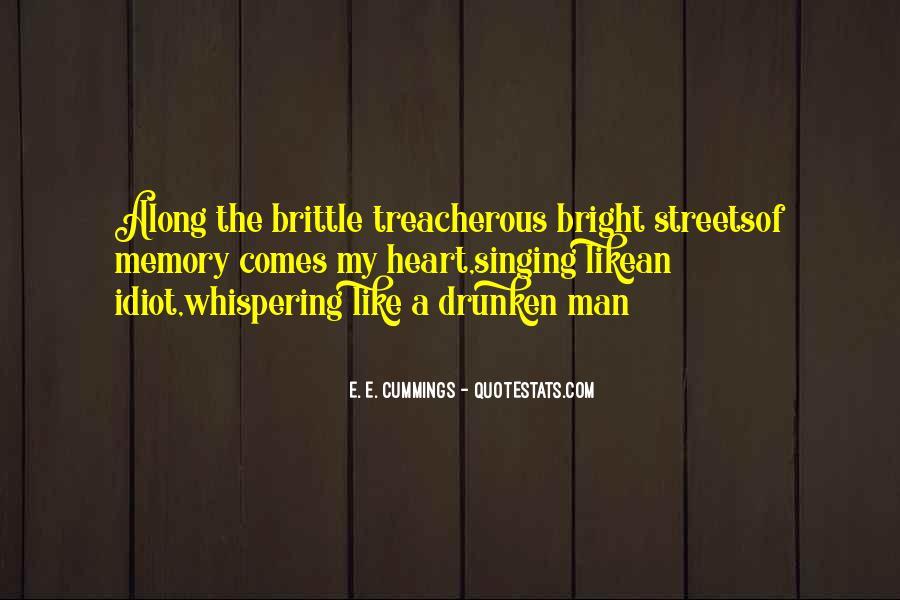 E. E. Cummings Quotes #1299206