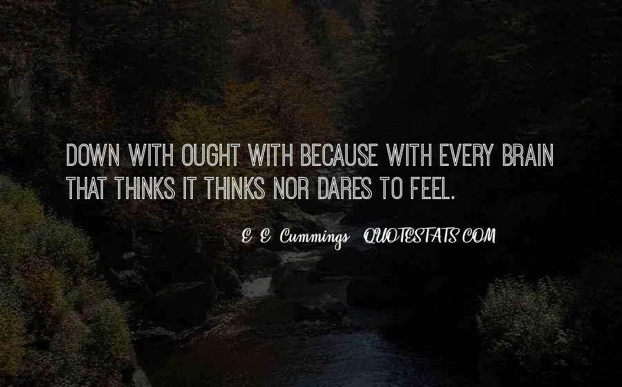 E. E. Cummings Quotes #1378589