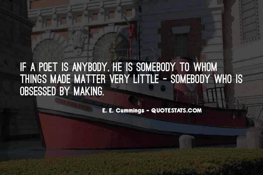 E. E. Cummings Quotes #1404895