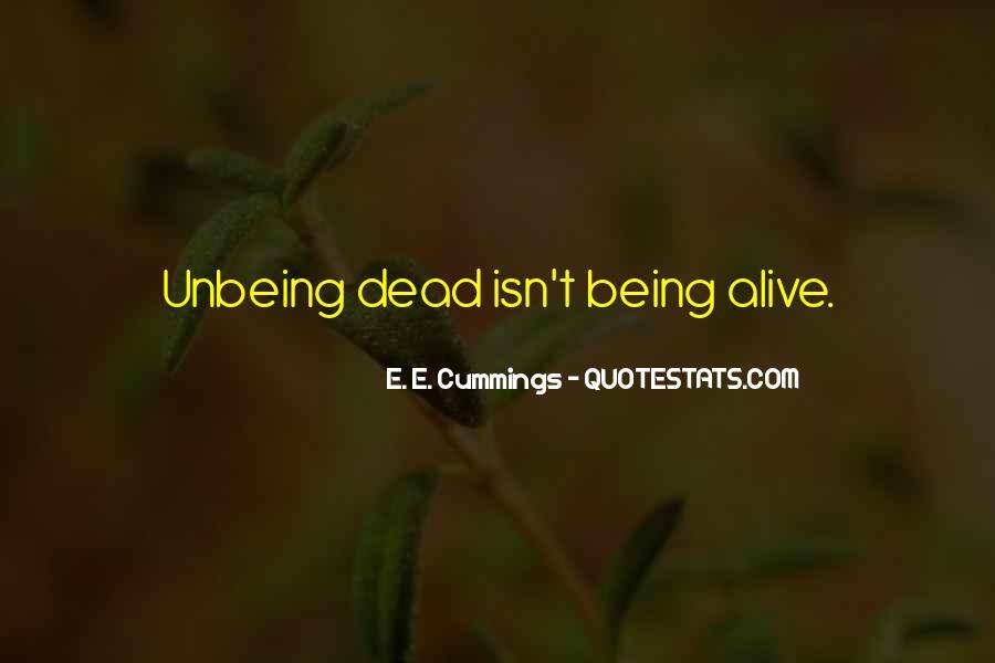 E. E. Cummings Quotes #1460168