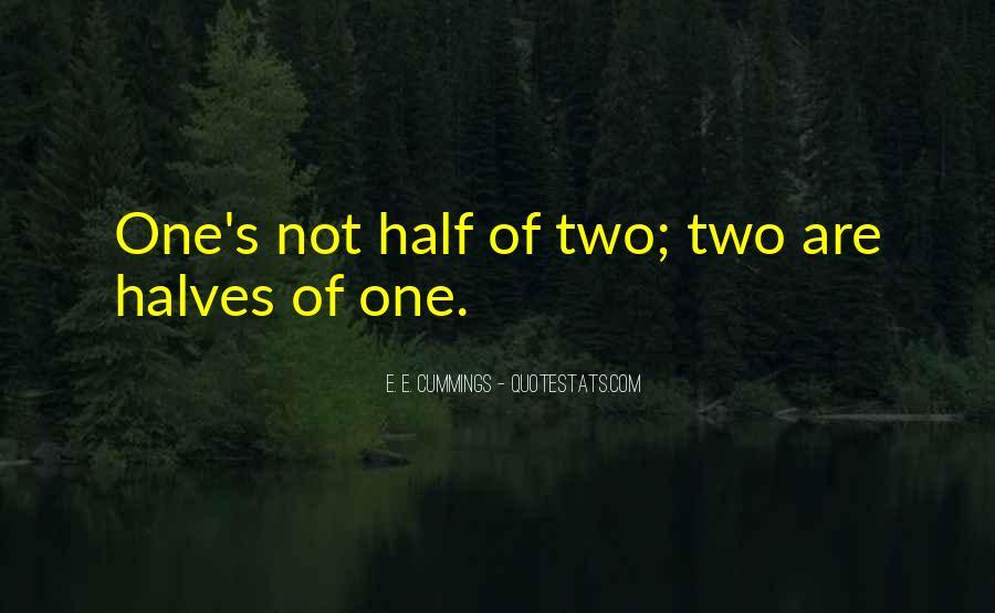 E. E. Cummings Quotes #1532238