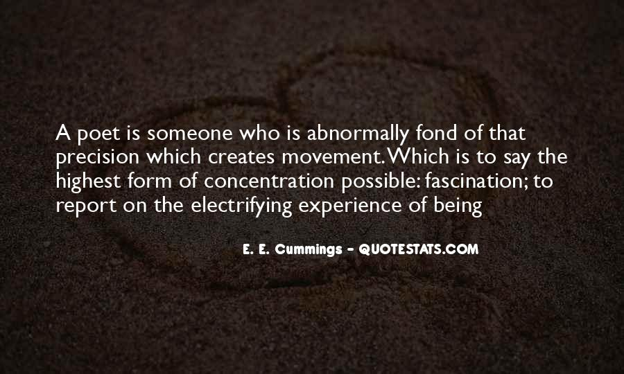E. E. Cummings Quotes #157029