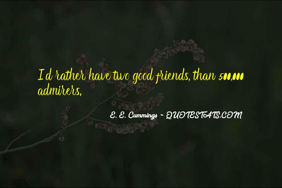 E. E. Cummings Quotes #162188