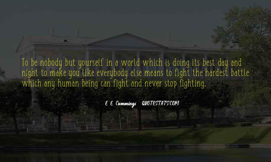 E. E. Cummings Quotes #163974