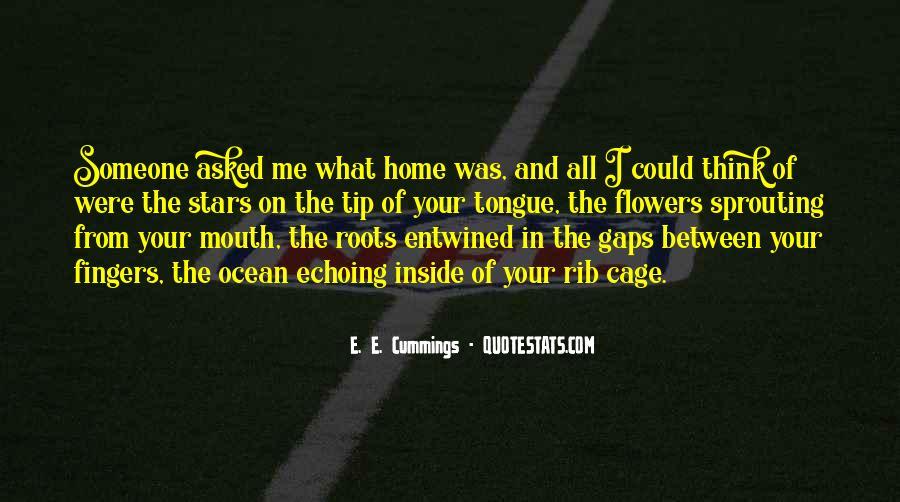 E. E. Cummings Quotes #1673680