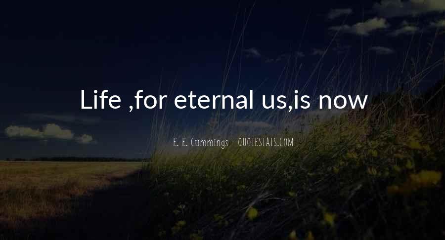E. E. Cummings Quotes #1689963