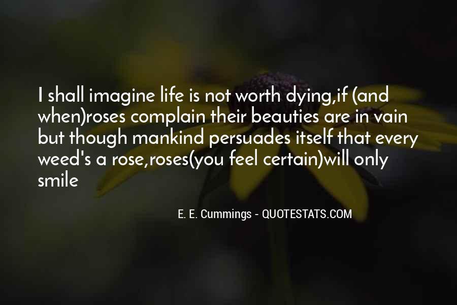 E. E. Cummings Quotes #204353