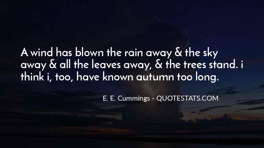 E. E. Cummings Quotes #278851
