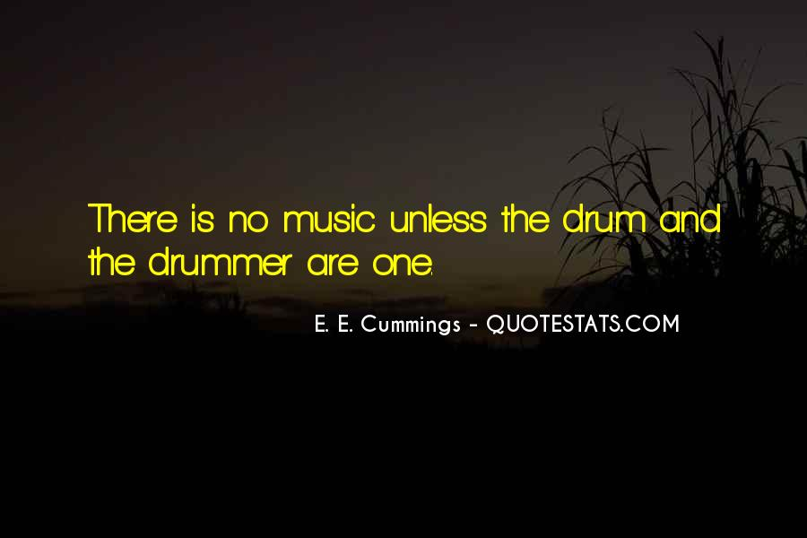 E. E. Cummings Quotes #279932