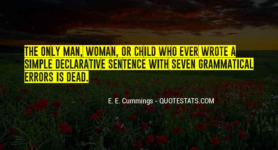 E. E. Cummings Quotes #322758