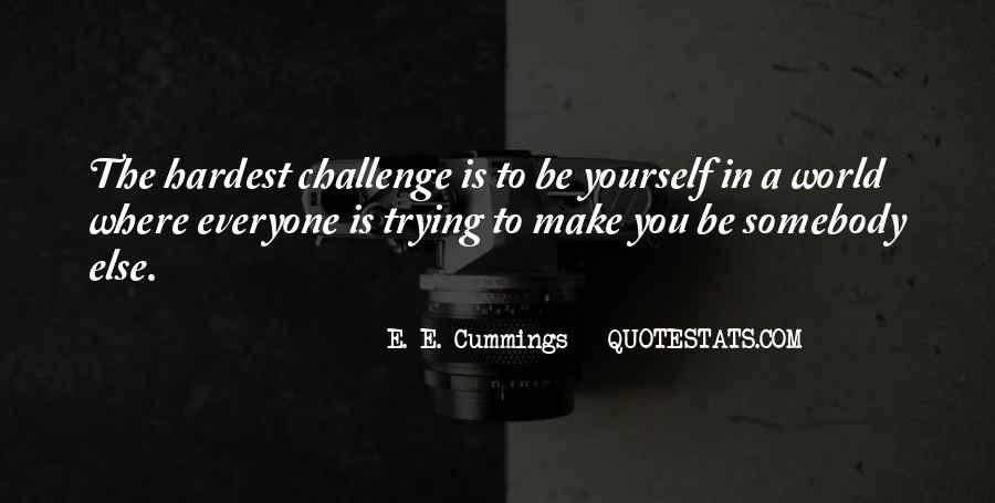 E. E. Cummings Quotes #360455