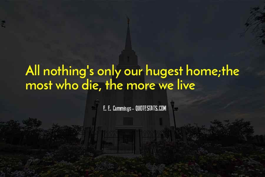 E. E. Cummings Quotes #371288