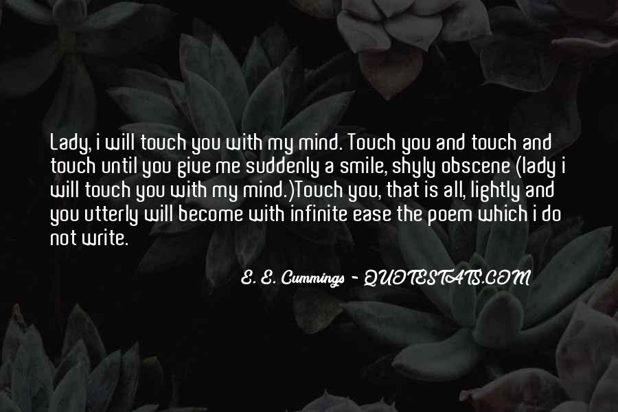 E. E. Cummings Quotes #457937