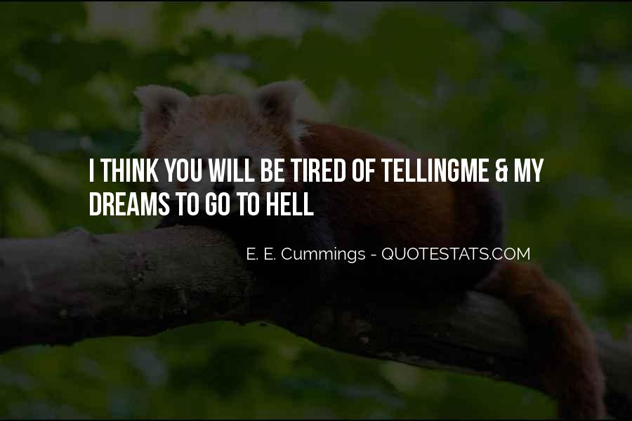 E. E. Cummings Quotes #460027
