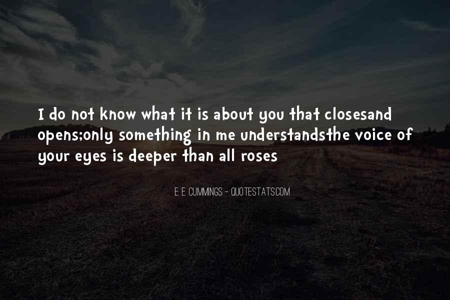 E. E. Cummings Quotes #503749