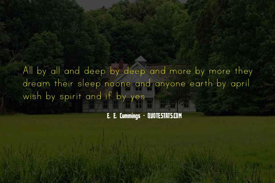 E. E. Cummings Quotes #535520