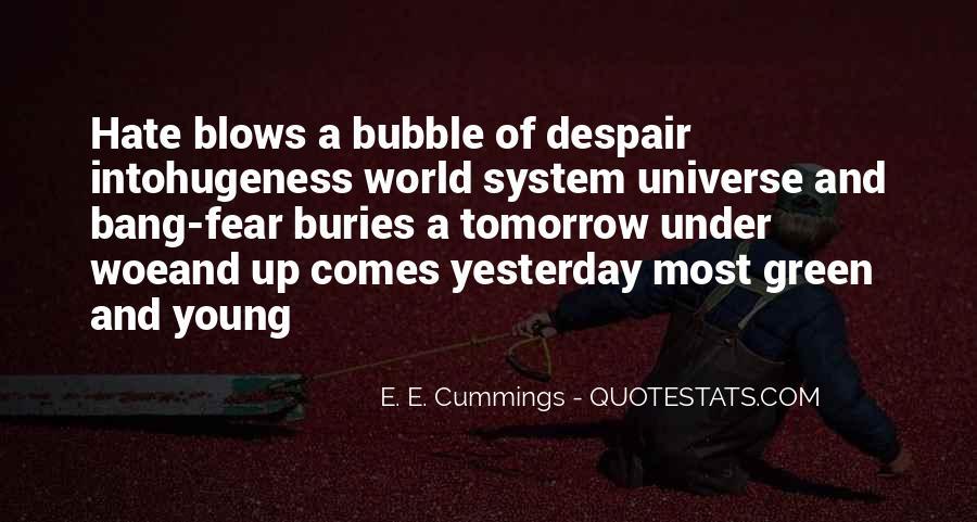 E. E. Cummings Quotes #660977
