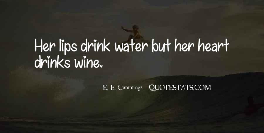 E. E. Cummings Quotes #909459