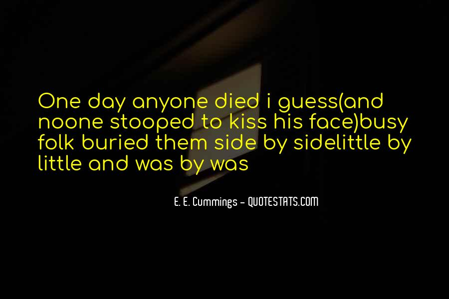 E. E. Cummings Quotes #950984