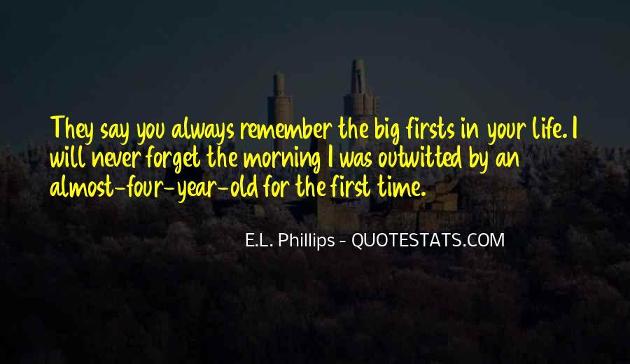 E.L. Phillips Quotes #60507